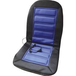 Blazina za avto sedež HP 12 V 2 ogrevana, črno modra