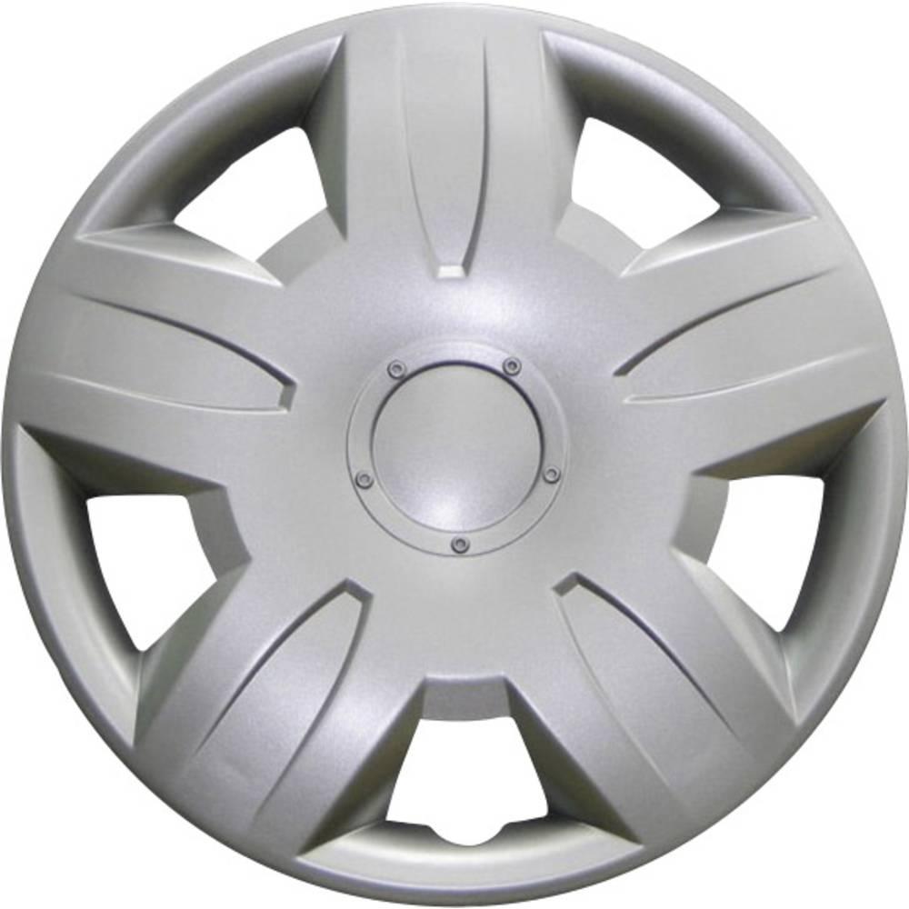 Hjulkapsler Portos HP Autozubehör Portos R13 Sølv 1 stk