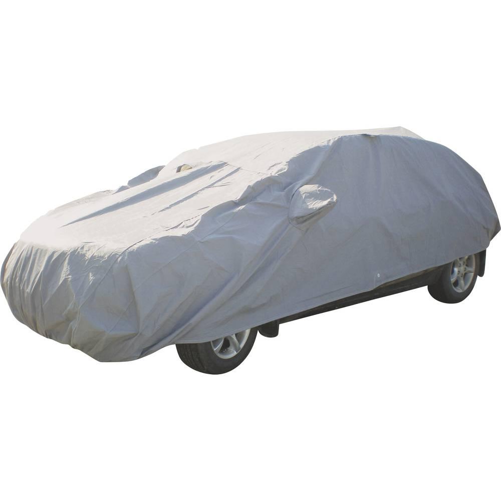 Ganzgarage Udendørs trin / Hatchback Gr. L HP Autozubehör Ganzgarage Outdoor Stufenheck Gr.L 483x178x120cm (L x B x H) 483 x 178