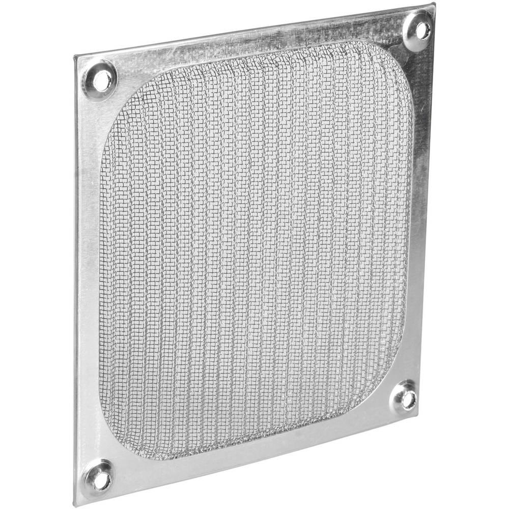 EMV protiprašni filter 1 kos FM92 SEPA (Š x V x G) 92 x 4 x 92 mm aluminij, nerjaveče jeklo