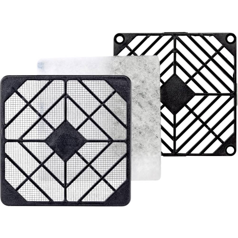 Zaščitna mrežica za ventilator-Set 1 kos LFG40-45 SEPA (Š x V x G) 46.4 x 6.5 x 46.4 mm umetna masa