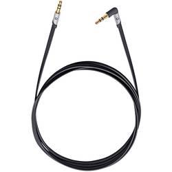 Teleplugg Audio Anslutningskabel Oehlbach guldpläterad kontakt 1.50 m 1 st Antracit