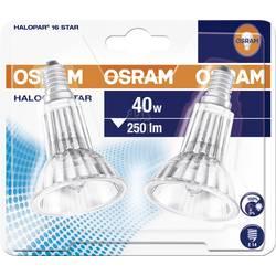 Halogen E14 OSRAM HALOPAR 16 Star 40W E14 BLI2 40 W Varmvit 2 st