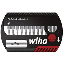 Set bit-nastavkov Wiha FlipSelector Standard 39124, 13-delni komplet