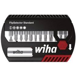 Set bit-nastavkov Wiha FlipSelector Standard 39045, 13-delni komplet