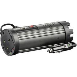 Izmjenjivač VOLTCRAFT MSW 150-24-UK 150 W 24 V/DC 21 - 30 V/DC oblik konzerve za držač pića, utikač za cigaretni upaljač UK
