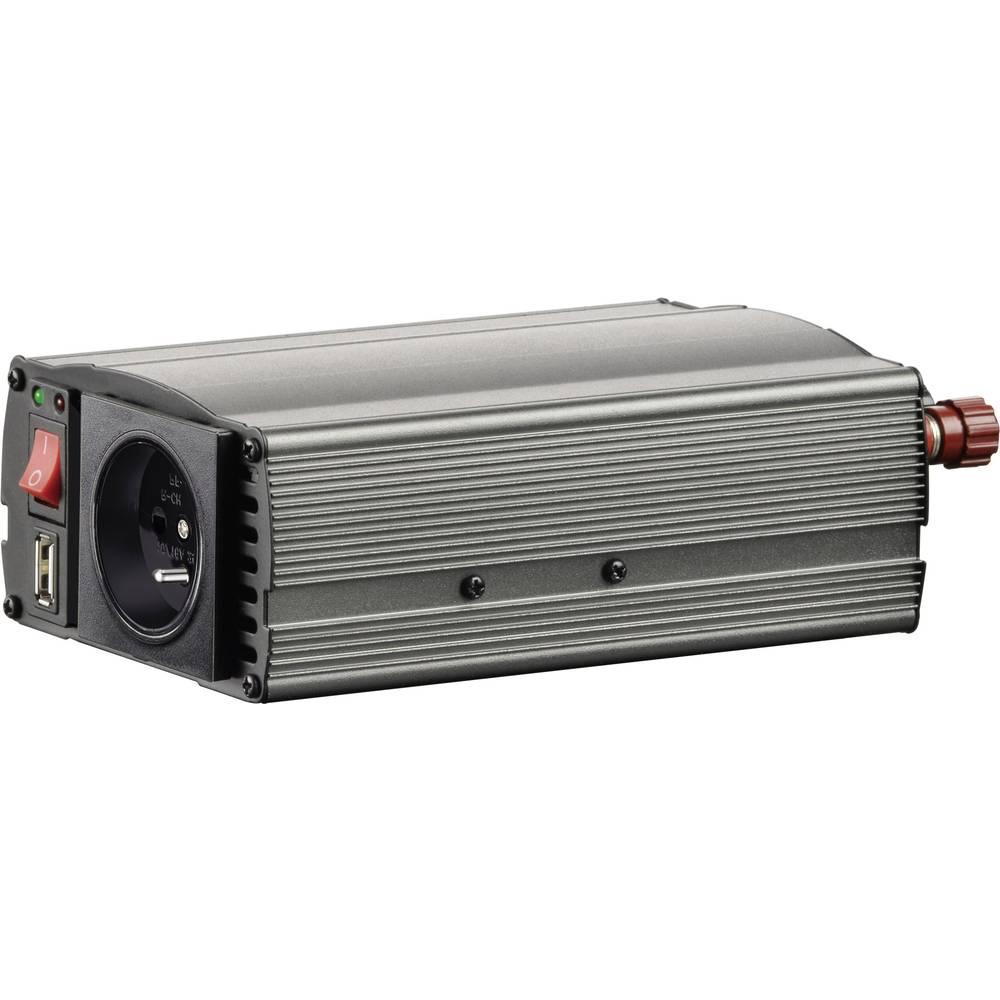 Pretvornik VOLTCRAFT MSW 300-12-F 300 W 10.5-15 V/DC - 230 V/AC