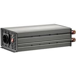 Razsmernik VOLTCRAFT MSW 2000-12-G 2000 W 12 V/DC 10.5 - 15 V/DC in vtičnica z zaščitenimi kontakti