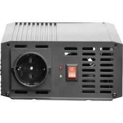 Razsmernik VOLTCRAFT PSW 1000-24-G 1000 W 24 V/DC 21 - 30 V/DC in vtičnica z zaščitenimi kontakti