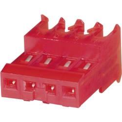 Bøsningsliste (standard) MTA-100 (value.1360526) Samlet antal poler 13 TE Connectivity 4-640440-3 1 stk