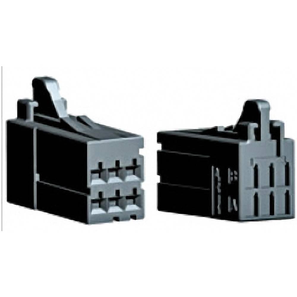 Tilslutningskabinet-kabel DYNAMIC 2000 Series (value.1360579) Samlet antal poler 6 TE Connectivity 2-1318119-3 1 stk