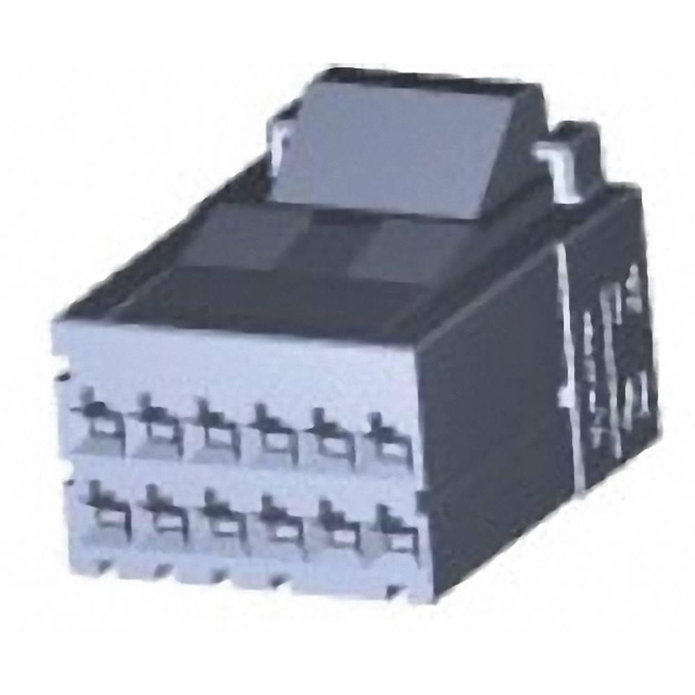 Tilslutningskabinet-kabel DYNAMIC 2000 Series (value.1360579) Samlet antal poler 12 TE Connectivity 1-1318118-6 1 stk