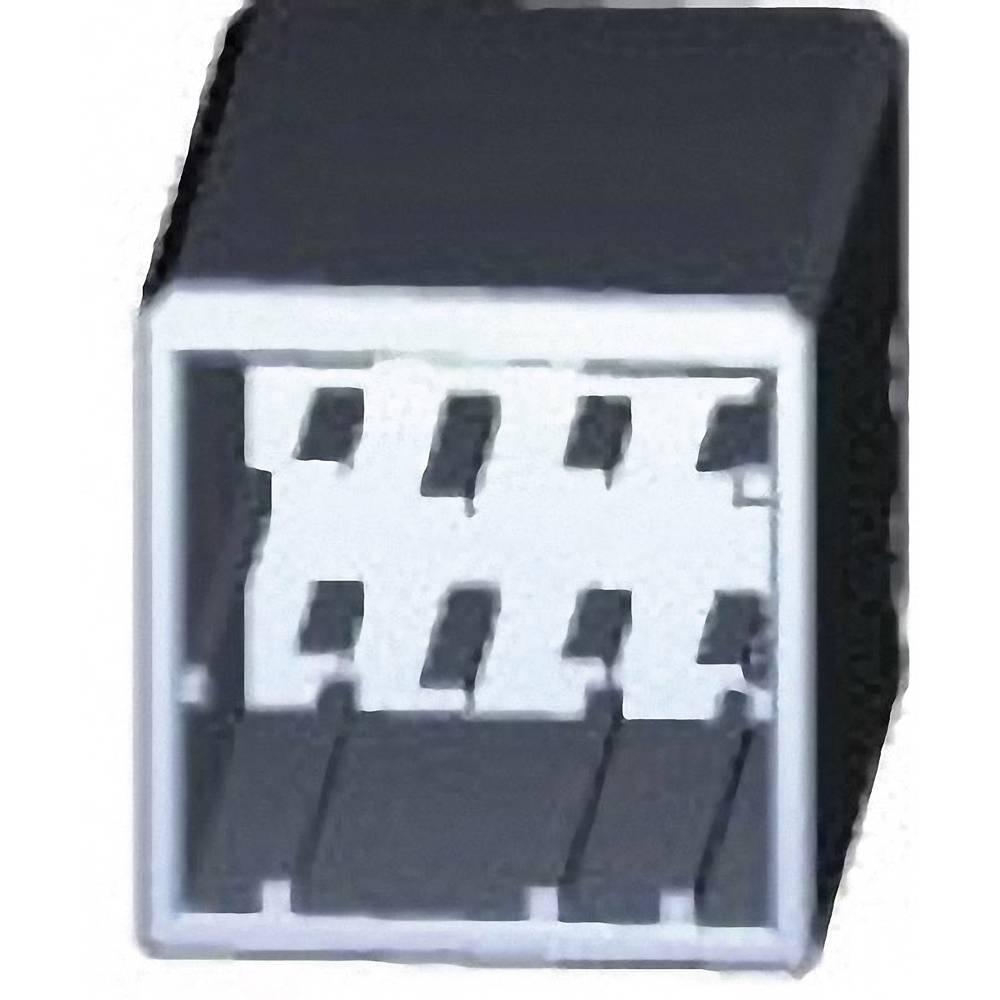 Indbygningsstiftliste (præcision) DYNAMIC 2000 Series (value.1360579) Samlet antal poler 8 TE Connectivity 1318125-1 1 stk