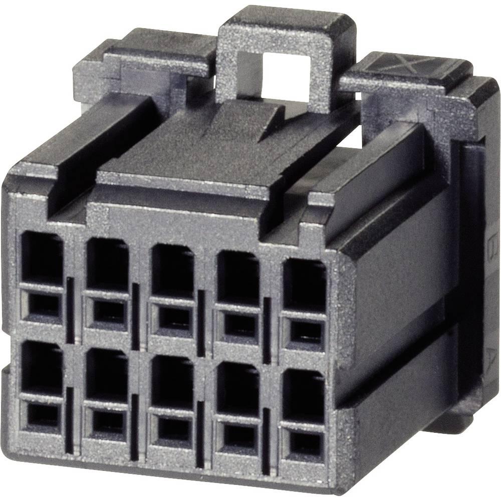 Ohišje za konektorje TE Connectivity 1-1827862-0 1 kos