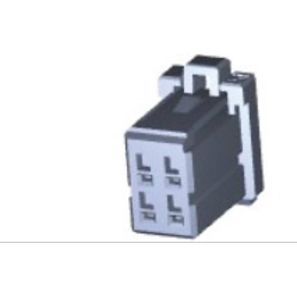 Tilslutningskabinet-kabel DYNAMIC 1000 Series Samlet antal poler 4 TE Connectivity 1-1827864-2 1 stk