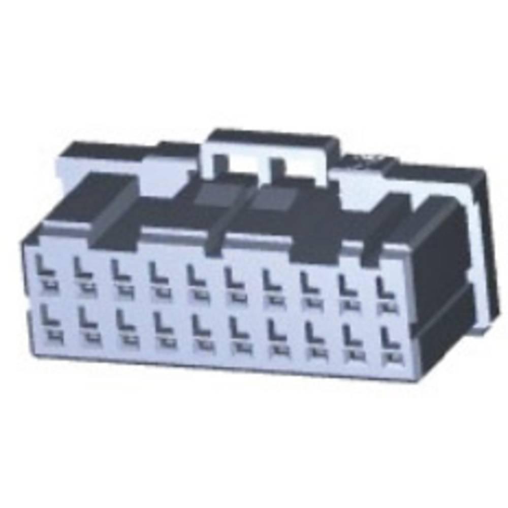Tilslutningskabinet-kabel DYNAMIC 1000 Series Samlet antal poler 20 TE Connectivity 1-1827864-0 1 stk