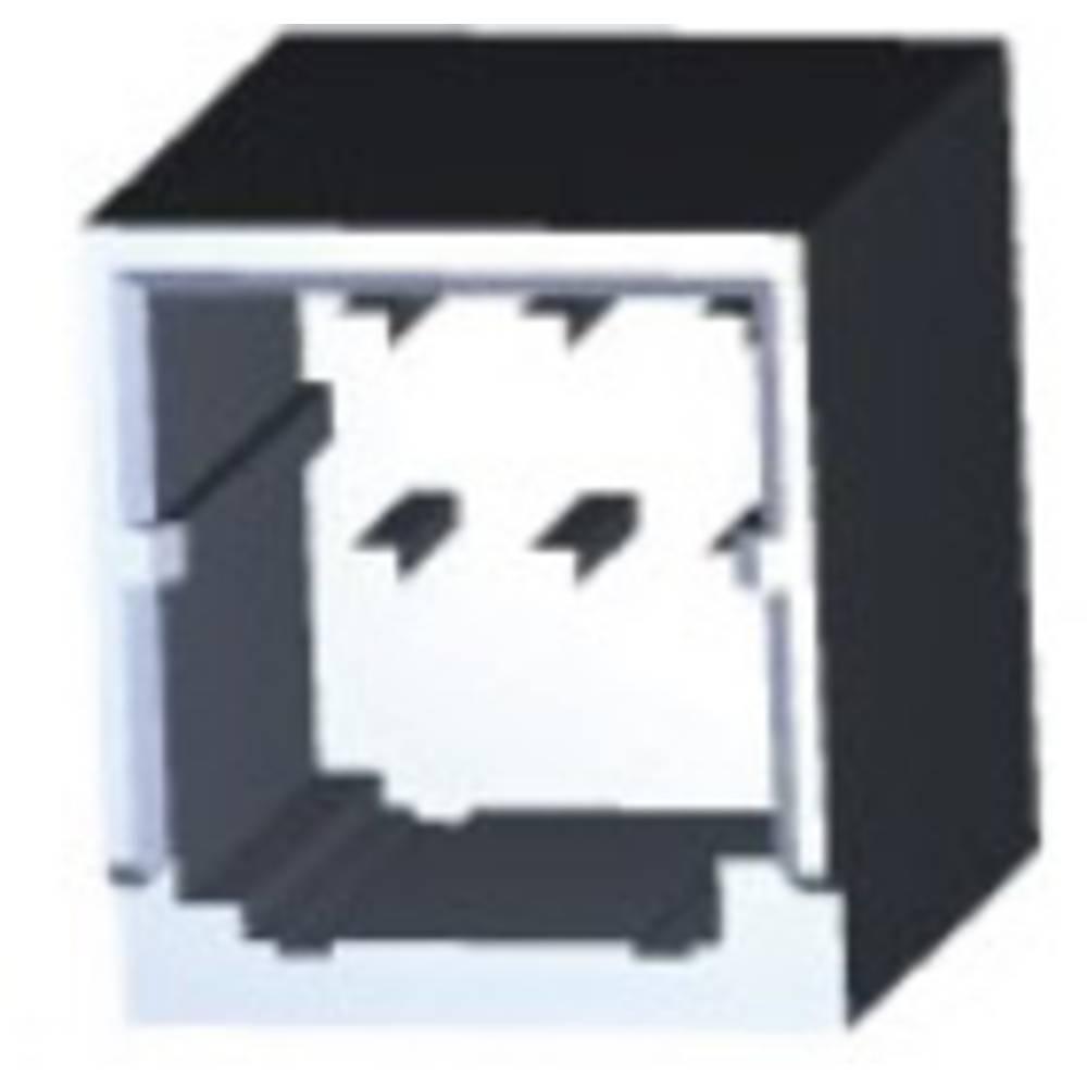 Indbygningsstiftliste (præcision) DYNAMIC 1000 Series Samlet antal poler 6 TE Connectivity 1-1827875-3 1 stk