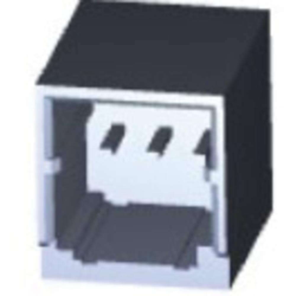 Indbygningsstiftliste (præcision) DYNAMIC 1000 Series Samlet antal poler 6 TE Connectivity 2-1827875-3 1 stk
