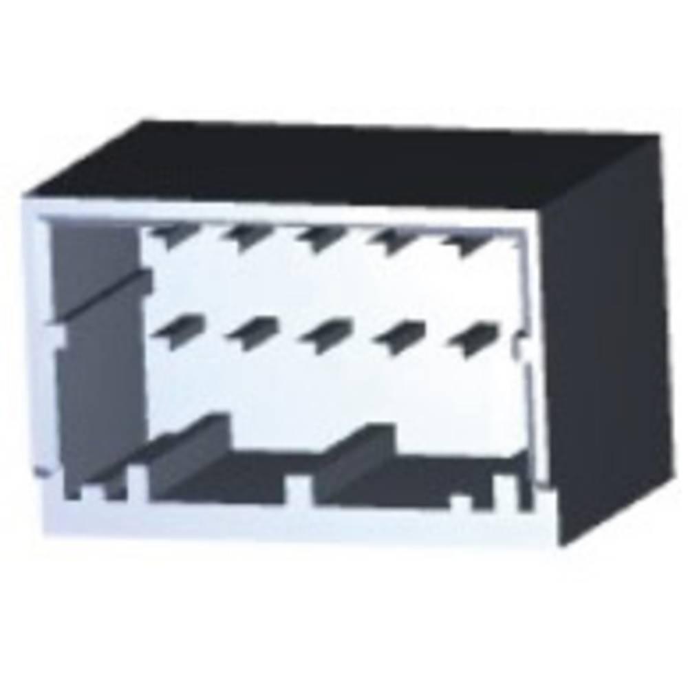 Indbygningsstiftliste (præcision) DYNAMIC 1000 Series (value.1360578) Samlet antal poler 12 TE Connectivity 1-1827875-6 1 stk