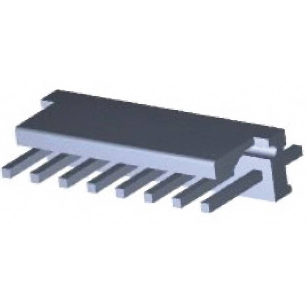 Stiftliste (standard) MTA-156 (value.1360458) Samlet antal poler 2 TE Connectivity 644753-2 1 stk