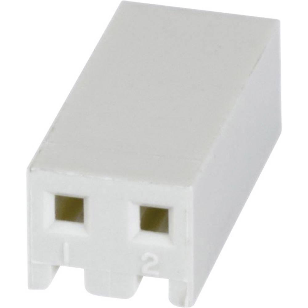 Tilslutningskabinet-kabel SL-156 Samlet antal poler 6 TE Connectivity 640251-6 1 stk