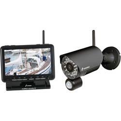 Övervakningskameraset Utomhus Stabo Security IV med 1 kamera