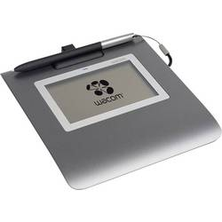 USB-Grafiktablet Wacom Signature Set STU-430 + sign pro PDF Silver