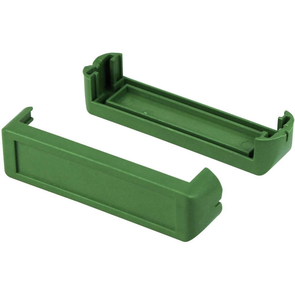 Hushjørner Axxatronic CHH64E2GR Plast Grøn 2 stk