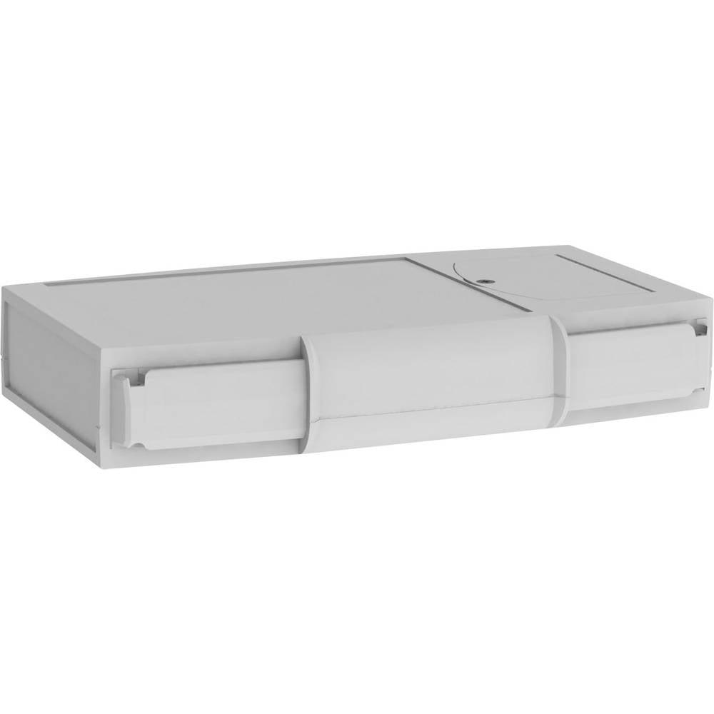 Hånd-kabinet Axxatronic CHH666BGY 200 x 120 x 35 ABS Lysegrå 1 stk