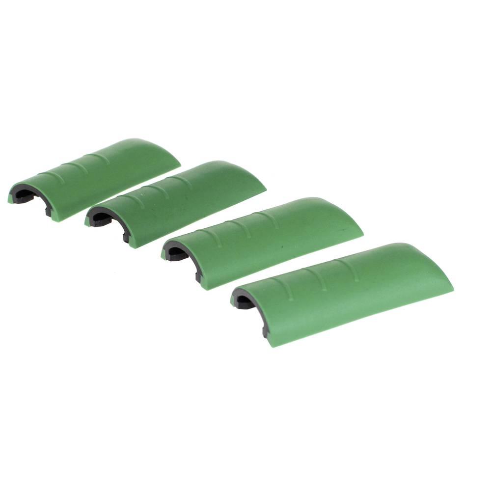 Hushjørner Axxatronic CHH66C2GR Plast Grøn 4 stk