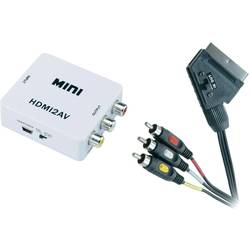 SpeaKa Profesionalni HDMI na kompozitni/SCART pretvornik