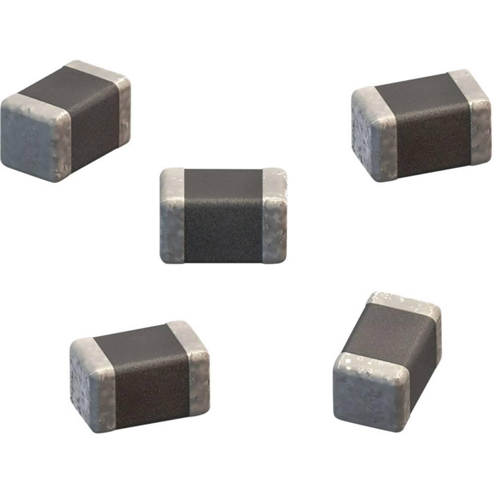 Keramički kondenzator 0805 100 pF 10 V 5 % (D x Š x V) 2 x 1.25 x 0.6 mm Würth Elektronik WCAP-CSGP 885012007004 1 kom.