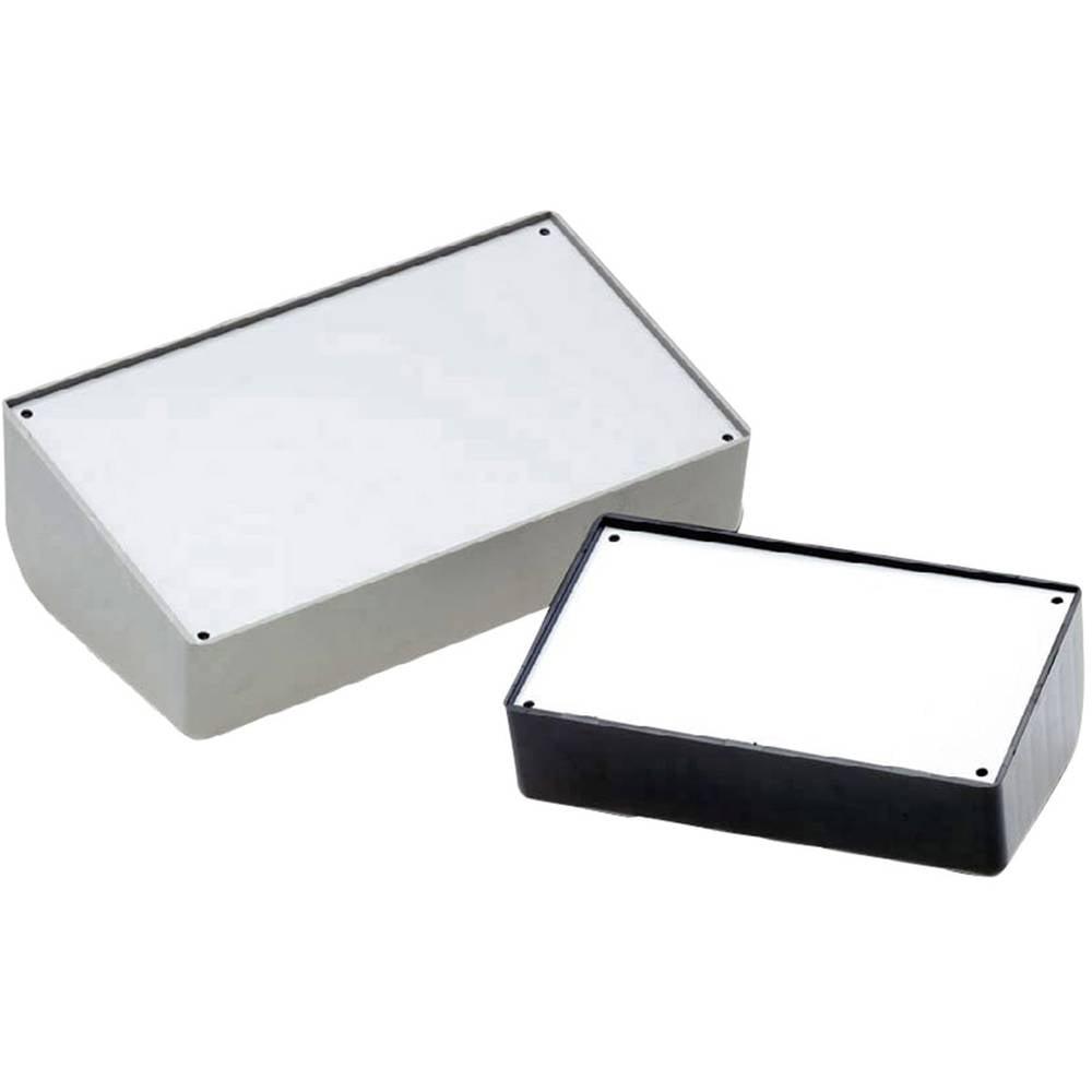 Pult-kabinet Axxatronic BIM1005-GY/PG 97 x 162 x 57 ABS Lysegrå 1 stk