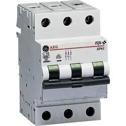 General Electric 566599 inštalacijski odklopnik 3-polni 16 A