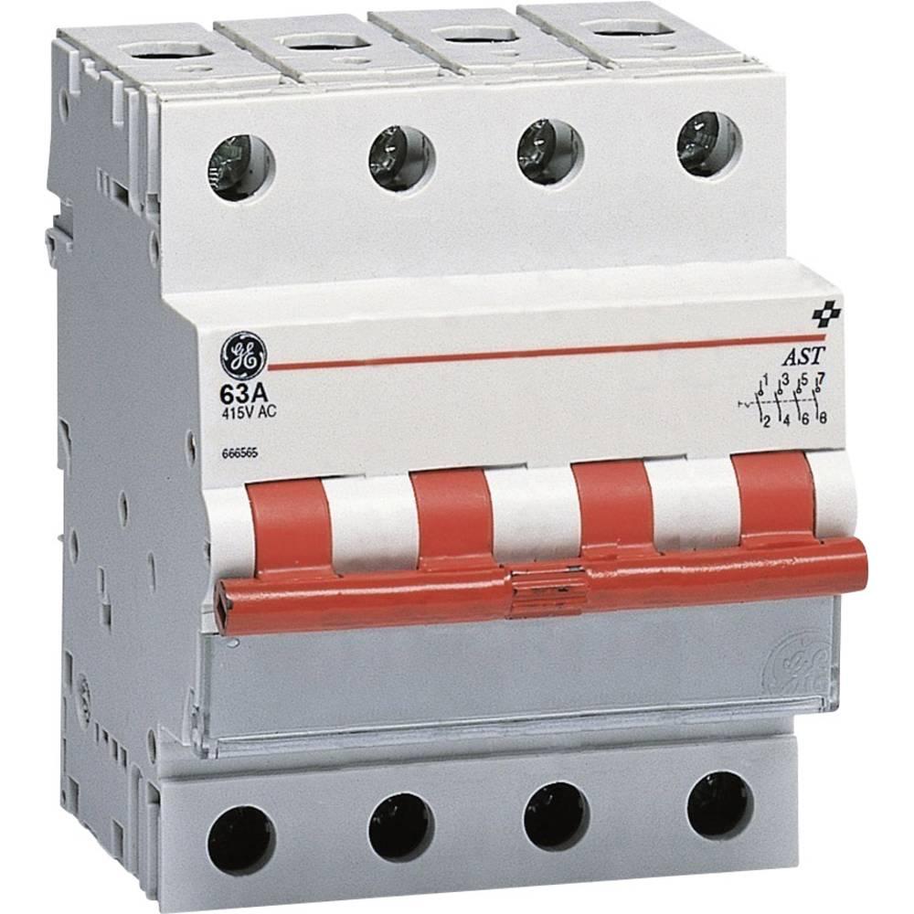 glavno stikalo 4-polni 63 A 400 V General Electric 666565