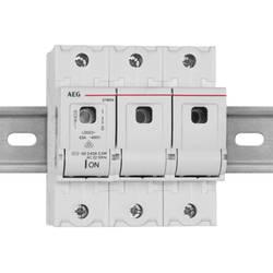 Varnostno ločilno bremensko stikalo 3-polno 63 A 400 V/AC, 250 V/DC General Electric 676911