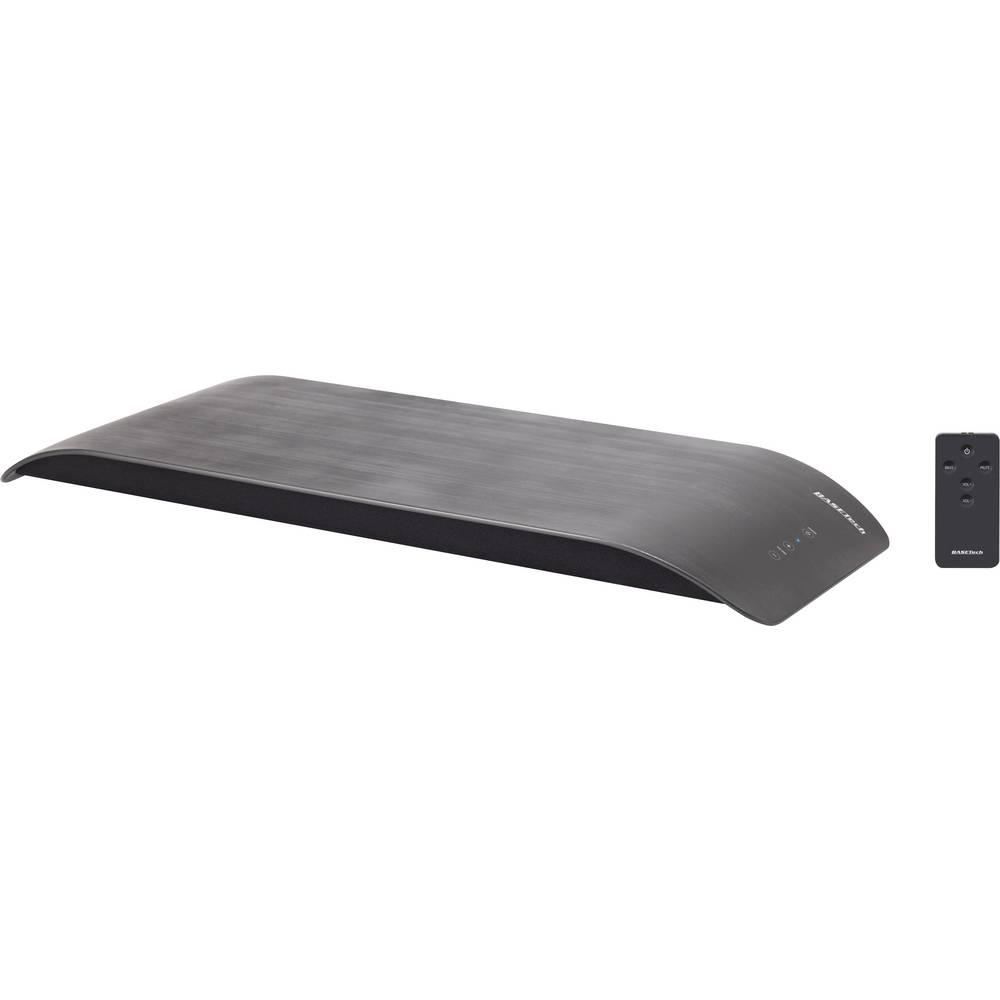 Basetech SB32 zvučnički sustav crne boje, s ugrađenim subwooferom, 2x7,5W + 15W