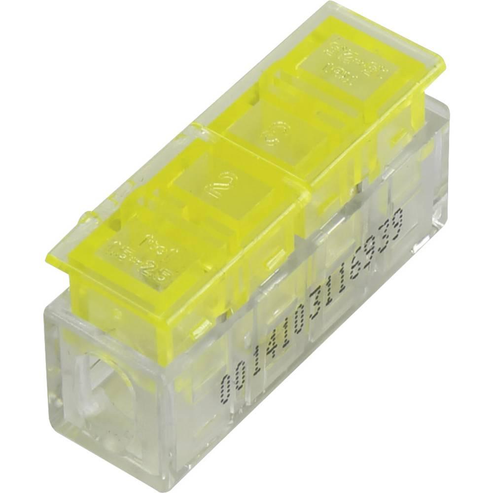 Enkeltladerstik ATT.CALC.CROSS_SECTION_FLEXIBLE: 1.5-2.5 mm² ATT.CALC.CROSS_SECTION_RIGID: 1.5-2.5 mm² Poltal: 2 1282782 1 stk G