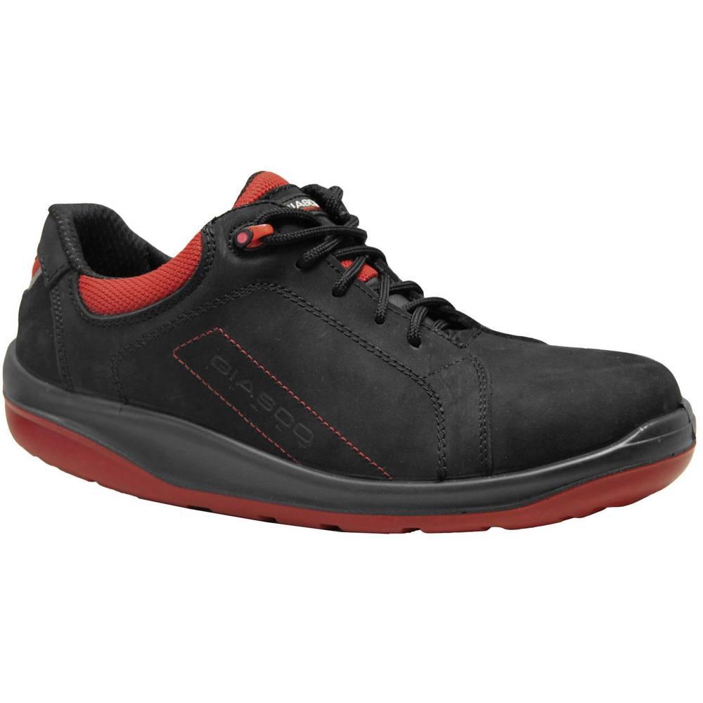 Zaštitne niske cipele S3 veličina: 39 crne, crvene boje Giasco Sport 2153 1 par