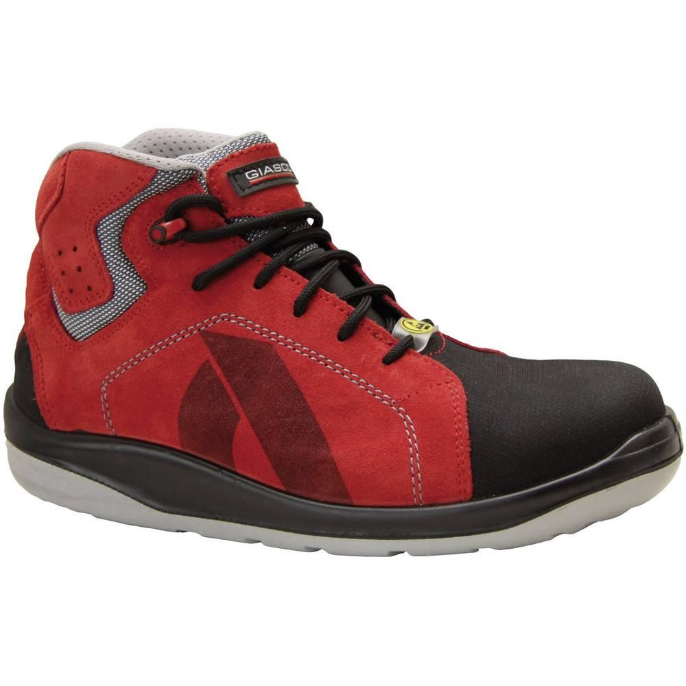 Zaštitne čizme S3 veličina: 39 crvene, crne boje Giasco Fashion 2155 1 par