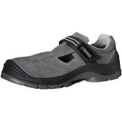 L+D ELDEE Protect Reggio 2190 varovalne sandale S1P Velikost: 39 siva 1 par