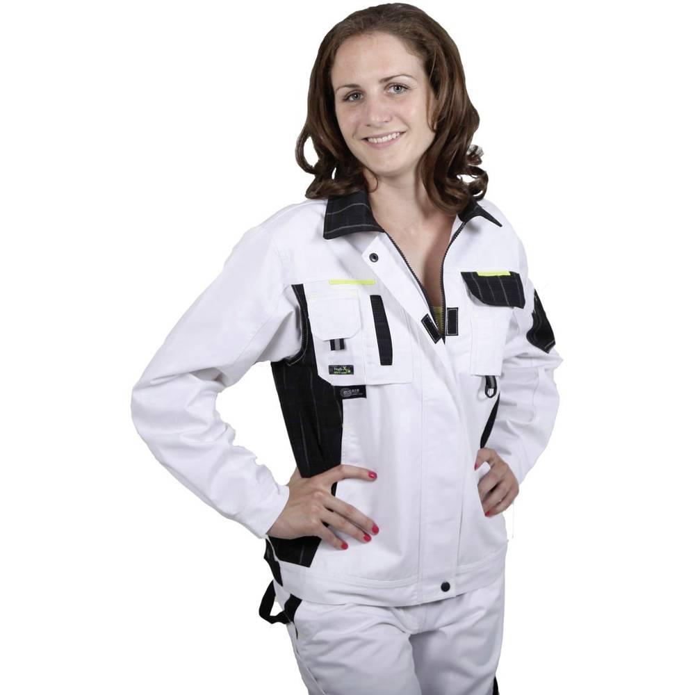 Profi-X 2376 ženska jakna, veličina: 36 bijele boje