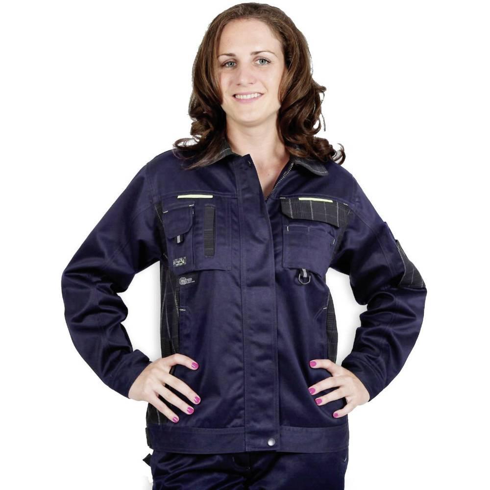 Profi-X 2377 ženska jakna, veličina: 36 plave boje
