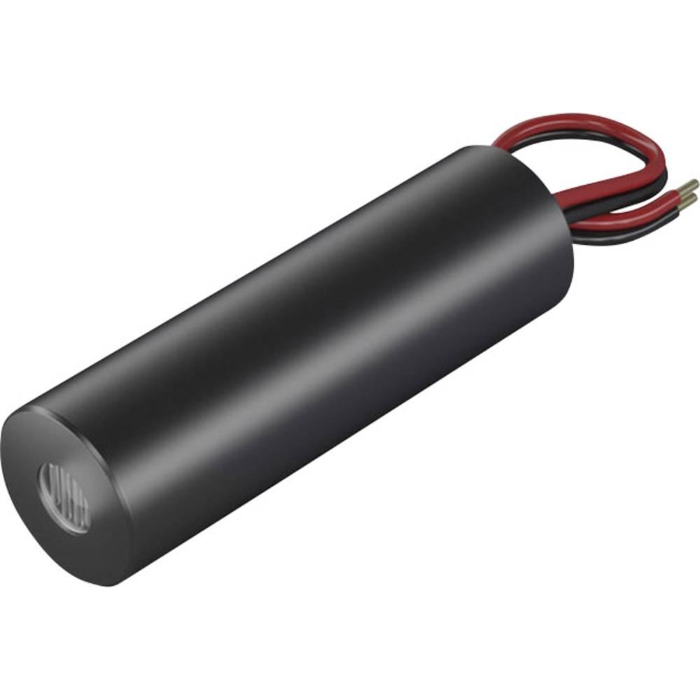 Laserski modul, točkovni, rdeče barve 1 mW Picotronic DB635-1-3-FA(14x45)-F7000