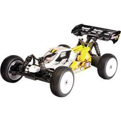RC-modelbil Buggy 1:8 Team C T8E V3 Brushless Elektronik 4WD Byggesæt