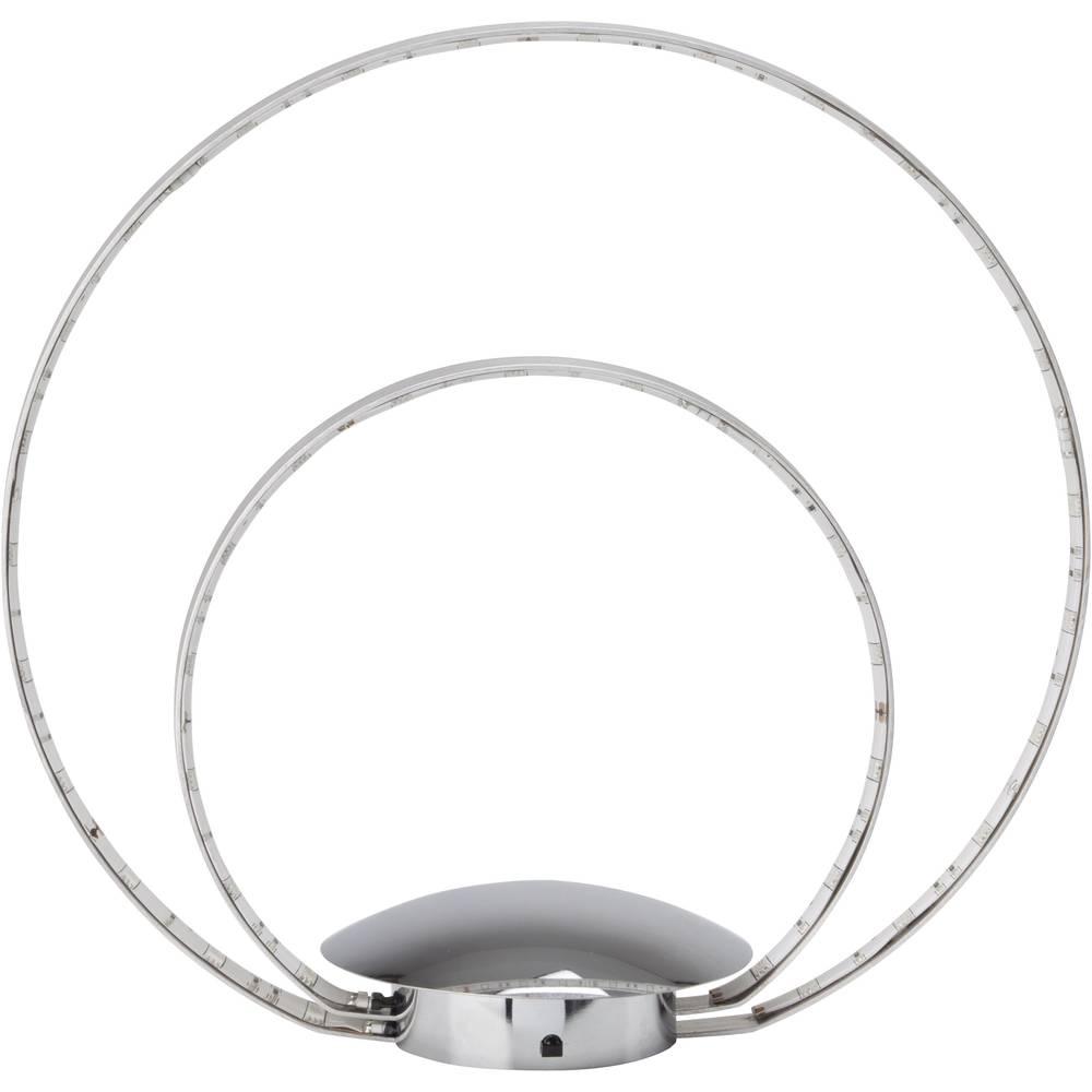 LED-Namizna luč 11 W Brilliant Melina G92949/15 krom