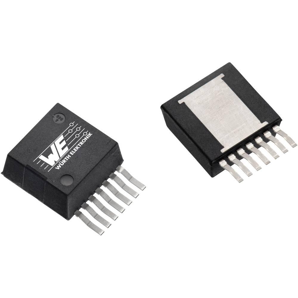 LED-driver 450 mA 60 V Würth Elektronik 172946001 Driftsspænding maks.: 60 V