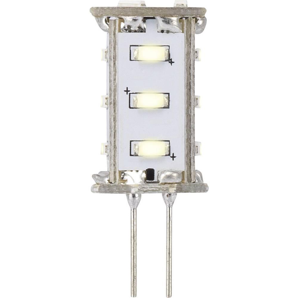 LED žarulja sygonix G4 0.8W=8W toplo-bijelo svjetlo duguljasti oblik
