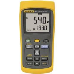 Mjerač temperature Fluke 54IIB 50HZ -250 do +1767 °C tip osjetnika E, J, K, N, R, S, T kalibriran prema: tvorničkom standardu