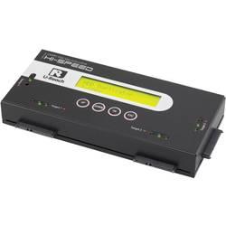 3X duplikator trdega diska U-Reach PRO368 SATA s funkcijo brisanja, prenosen